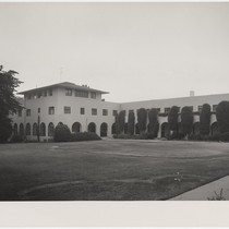Irving J. Gill: Bishop's School for Girls (La Jolla, Calif.)
