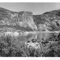 Hetch Hetchy Resevoir Yosemite National Park, California