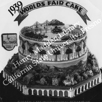 1939 World's Fair Cake