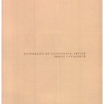 1966/1967 UCI General Catalogue