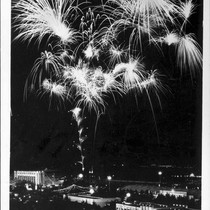 The 1941 L.A. COunty Fair Fireworks Display - Golden State Fireworks Co