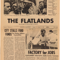 The Flatlands vol. 1, no. 12