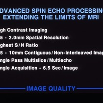 Advanced Spin Echo Processing Extending the Limits of MRI