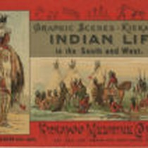 Graphic Scenes Kickapoo Indian Life in the South and West
