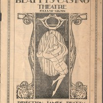 [Cover of Beatty's Casino Theatre program]