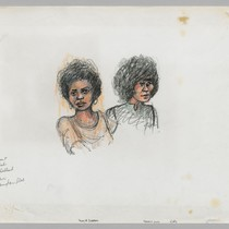 6/28/71 Attorney Margaret Burnham and Angela Davis