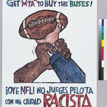 Hey NFL! don't play ball with a racist city = !Oye NFL! ...