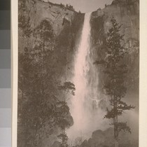[Bridal Veil Fall, Yosemite Valley.]--7803