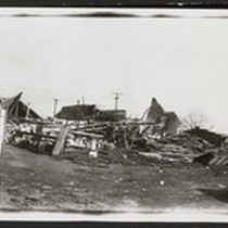 Earthquake Damage - Long Beach Earthquake 1933