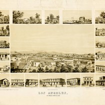 Kuchel & Dresel's California Views; Los Angeles County, Cal. 1857
