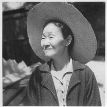 Mrs. Uichiro Morishima, Rt. 1, Box 20, Selma, California, returned with her ...