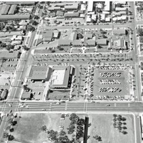 Aerial View of Civic Center