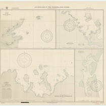 Anchorages in the Netherlands West Indies