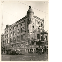 Abrahamson building, southeast corner of Washington and 13th Streets in downtown Oakland, ...