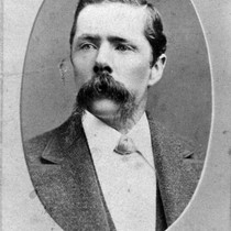 Charles Medley Dougherty (1844-1932), (c. 1870s), photograph