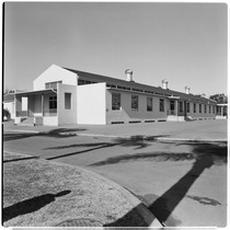 Camp Matthews, Mess Hall, (exterior), Building No.249