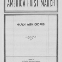 America First March