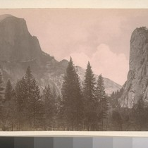 [Half Dome, Yosemite Valley.]--7815