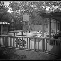 May, Cliff, residence [Cliff May #3]. Children's patio