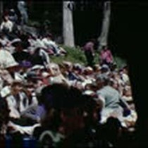Amateur footage of San Francisco Ballet dancing Coppelia at Stern Grove Festival