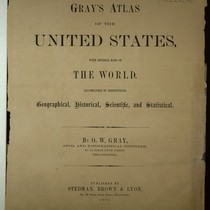Gray's atlas of the United States : with general maps of the ...