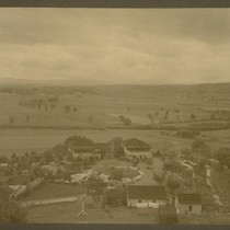 Panoramic View [of] Livermore Valley, Alameda County