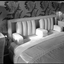 [Postwar House]. Bedroom