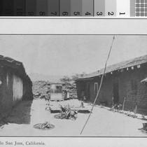 Pueblo San Jose Postcard