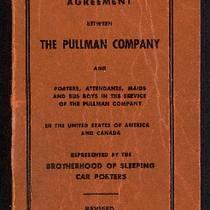 Agreement between The Pullman Company and porters, attendants, maids, and bus boys ...