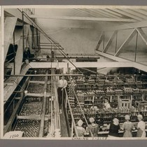 1920, Canning Tables
