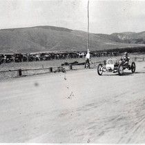 American Legion Auto Race in Banning, California in 1925