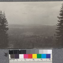 1.3161 View from Pegleg Mountain, showing character of area to be included ...