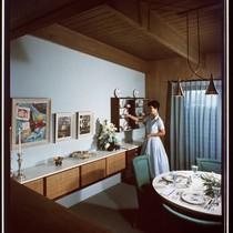 Gira residence. Dining Room