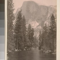 [Half Dome, Yosemite Valley.]--7816