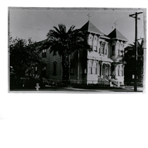 Convent of the Sisters of St. Joseph of Carondelet, 920 Peralta Street, ...