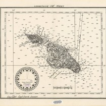 Map of Santa Catalina Island