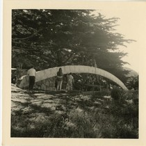 [Copper Spine House] construction, Farrar, Phillip and Mary, residential, Carmel