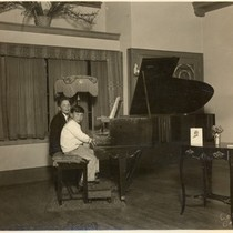1927: Dave and Howard Brubeck