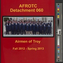 AFROTC yearbook (2013)