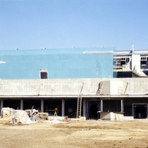 Aquatorium construction