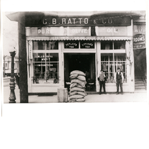 C. B. Ratto & Co., northwest corner of Washington and 6th Streets ...