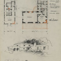 George Washington Smith: Gallagher house (Montecito, Calif.)