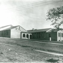 Las Flores School, Built 1924 and Closed 1950