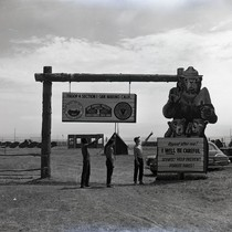 Boy Scout Jamboree, Irvine Ranch, California: Photograph