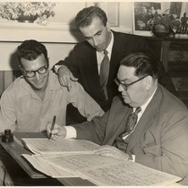1940s: Dave Brubeck, Michael Random, and Darius Milhaud
