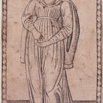 Arithmetic (Aritmetricha), from the Tarocchi Cards of Mantegna