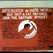 Poster for Farmworkers