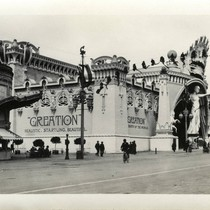 The Creation attraction at the 1915 Panama-Pacific International Exposition [photograph]