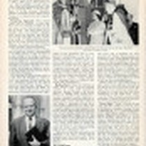 TIME magazine article on M. Norvel Young and Churches of Christ, 1957