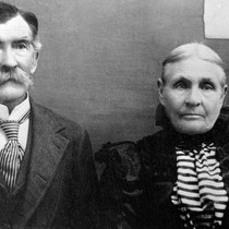 Abner Levi Blackburn, Jan. 13, 1827 - Nov. 2, 1904 and Lucinda ...